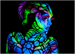 Dallas Face Painter - View my Gallery